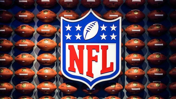 プロアメリカンフットボールリーグ「NFL」の画像