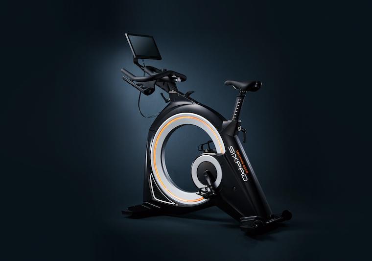 MTGが開発した「SIXPAD HOME GYM」専用バイク「The Bike EX」